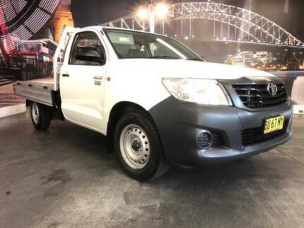From $81 per week on finance* 2013 Toyota Hilux Ute Blacktown Blacktown Area Preview