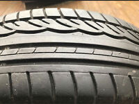 Tyres on Steel Rims VW POLO/Audi A3 175/70/R14