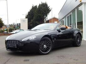 2010 Aston Martin V8 Vantage Roadster 2dr Sportshift (420) Automatic Petrol Road