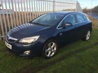 2011 Vauxhall Astra 1.7 CDTI 110 SRI S/S