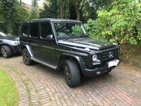 Mercedes Benz G350 G Wagon 15 plate!!