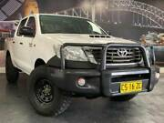 FROM $118 P/WEEK ON FINANCE* 2014 TOYOTA HILUX SR Blacktown Blacktown Area Preview