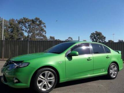 From $62p/w ON FINANCE* 2009 Ford Falcon Sedan Blacktown Blacktown Area Preview