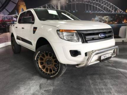 From $90 per week on finance* 2012 Ford Ranger Ute Blacktown Blacktown Area Preview