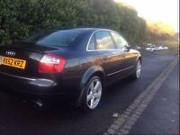 Audi A4 (2002) - Diesel Automatic - 1 Year MOT