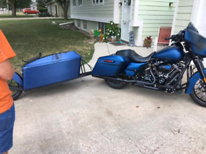 NLine Motorcycle Trailers