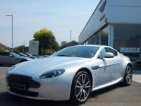 2010 Aston Martin V8 Vantage Coupe 2dr (420) Manual Petrol Coupe