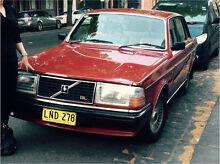 Volvo 244 , Croydon Maroondah Area Preview