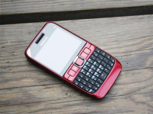 Details about Refurbished Genuine Nokia E63 QWERTY Keypad Wifi 3G Camera  Unlocked Mobile Phone