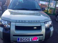 Landrover freelander td4 s 2.0l diesel