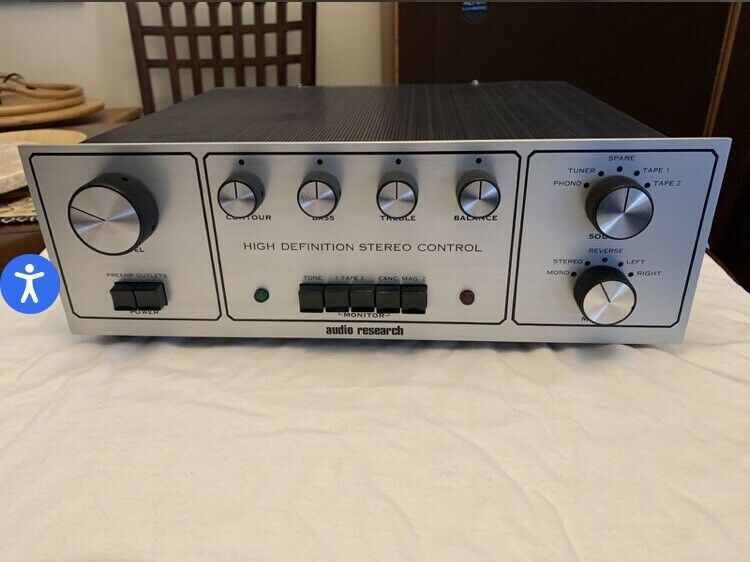 Audio Research SP3-1a Preamplifier Tube