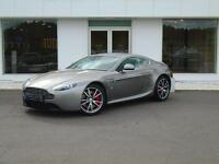 2012 Aston Martin V8 Vantage Coupe 2 Door Manual Petrol Coupe