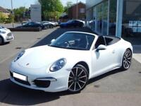 2014 Porsche 911 2dr PDK Automatic Petrol Cabriolet