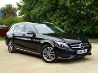 2014 Mercedes-Benz C-Class Estate C220 BlueTEC Sport 5dr Automatic Diesel Estate