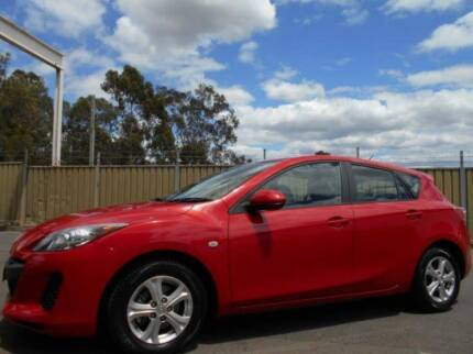 From $49 per week on finance* 2012 Mazda Mazda3 Hatchback