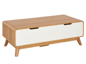 Coffee table brand new