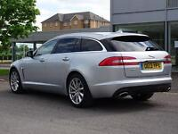 2013 Jaguar XF 3.0d V6 Premium Luxury 5dr Automatic Diesel Estate