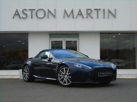 2015 Aston Martin V8 Vantage Roadster 2dr Sportshift (420) Automatic Petrol Road