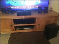 Panasonic Blu-Ray player & Home Cinema Speakers