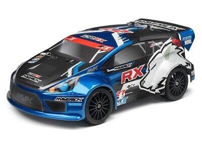 Coche rc Rally 1/18 4WD Electrico MAVERICK ION RX (MV12805)