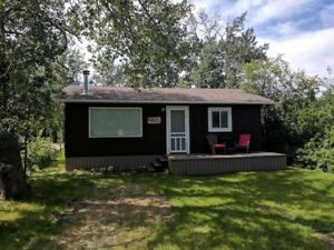 Vacation Cabin Rental in Alberta Beach