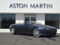 2006 Aston Martin DB9 V12 2dr Automatic Petrol Roadster