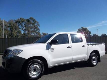From $82p/w ON FINANCE* 2009 Toyota Hilux Ute Blacktown Blacktown Area Preview