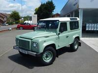 2015 Land Rover Defender Heritage Manual Diesel Estate