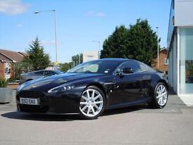 2012 Aston Martin V8 Vantage Coupe 2dr Sportshift (420) Automatic Petrol Coupe