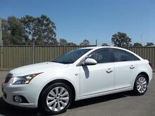 From $47 PER WEEK! ON FINANCE* 2010 HOLDEN CRUZE 4D CDX SEDAN Blacktown Blacktown Area Preview