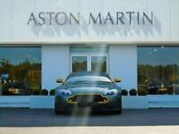 2015 Aston Martin V8 Vantage Coupe N430 2dr Sportshift II Automatic Petrol Coupe