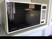 Microwave perfect working order free delivery