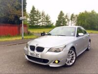 57 BMW 530D M SPORT AUTO LCI + Full Service History + Cheapest On Net
