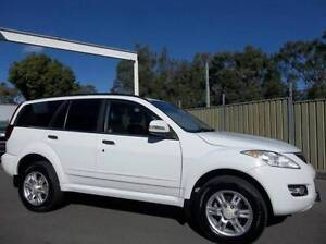 From $49 Per week on Finance* 2012 Great Wall X200 Wagon Blacktown Blacktown Area Preview