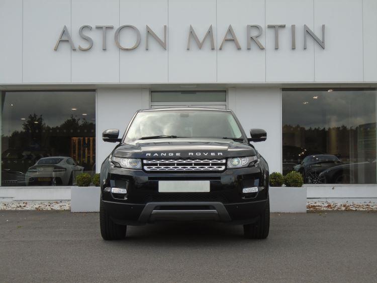 2011 Land Rover Range Rover Evoque Prestige Looks SD4 Automatic Diesel 4x4