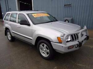 2010 Jeep Grand Cherokee Laredo WH MY2010 – FINANCE ESTIM. $99pw* South Geelong Geelong City Preview