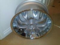 "20"" NEW alloys Dynamik designs Audi BMW Mercedes"