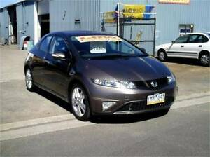 2011 Honda Civic Hatch Si 8th Gen MY11– FINANCE ESTIMATION $69pw* South Geelong Geelong City Preview