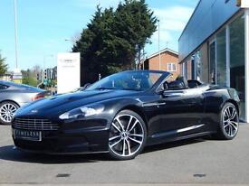 2011 Aston Martin DBS V12 2dr Volante Touchtronic Automatic Petrol Convertible