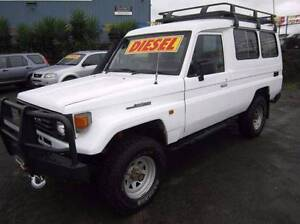 1993 Toyota Landcruiser HZJ75R – FINANCE ESTIMATION $94pw* South Geelong Geelong City Preview