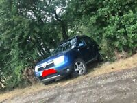 Dacia Duster Laureate 4X4 low mileage