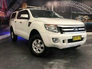 FROM $86 P/WEEK ON FINANCE* 2015 FORD RANGER XLS PX Blacktown Blacktown Area Preview
