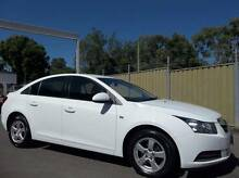 From Just $53 P/Week on Finance* 2010 Holden Cruze CD Sedan Blacktown Blacktown Area Preview