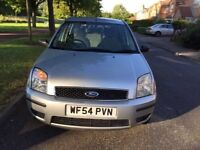Ford fusion 1.6 5 doors new timing belt new clutch drives very well 1 year MOT