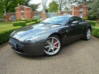 2007 Aston Martin V8 Vantage Coupe 2dr Manual Petrol Coupe