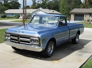 1967-1972 GMC/Chevy truck parts/ parts truck