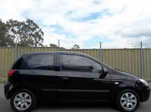 From $35 Per week on Finance* 2010 Hyundai Getz Hatchback Blacktown Blacktown Area Preview