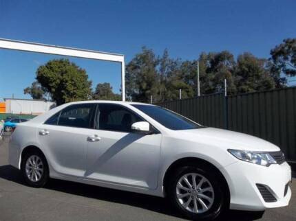 FROM ONLY $66 P/WEEK* 2012 TOYOTA CAMRY 4D SEDAN ALTISE ASV50R Blacktown Blacktown Area Preview