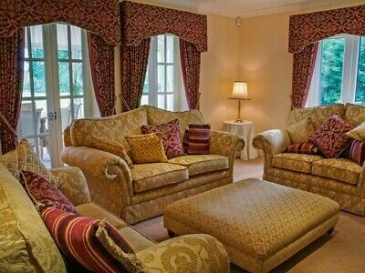 Parker Knoll Classic  Sofas hotel stunning. Hotel quality X3