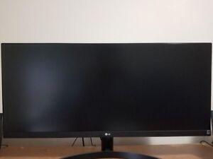 "29"" LG Ultra wide Monitor"